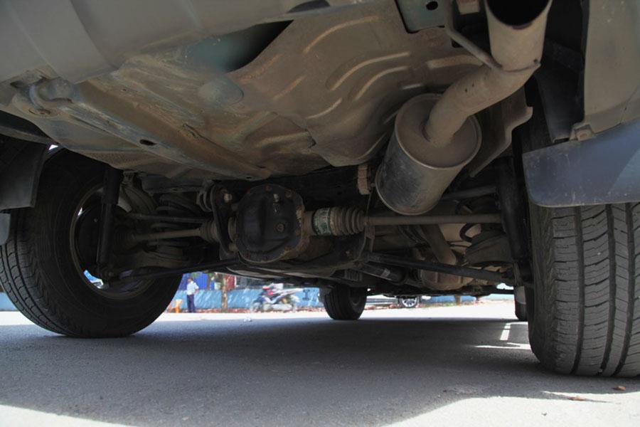 Gợi ý những việc kiểm tra bảo dưỡng xe đơn giản có thể làm tại nhà - 13