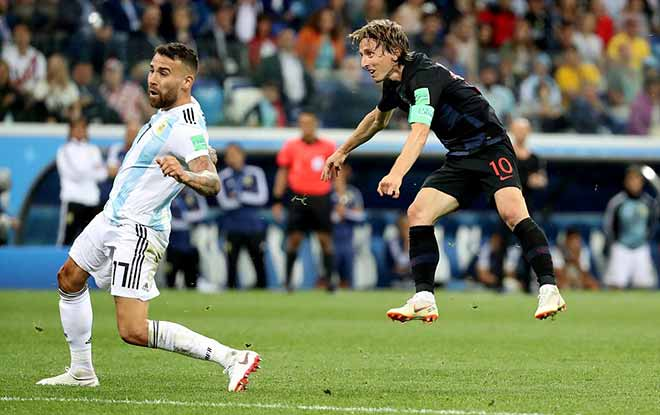 Croatia hủy diệt Á quân World Cup, Argentina - Messi phai mờ giấc mơ - 11
