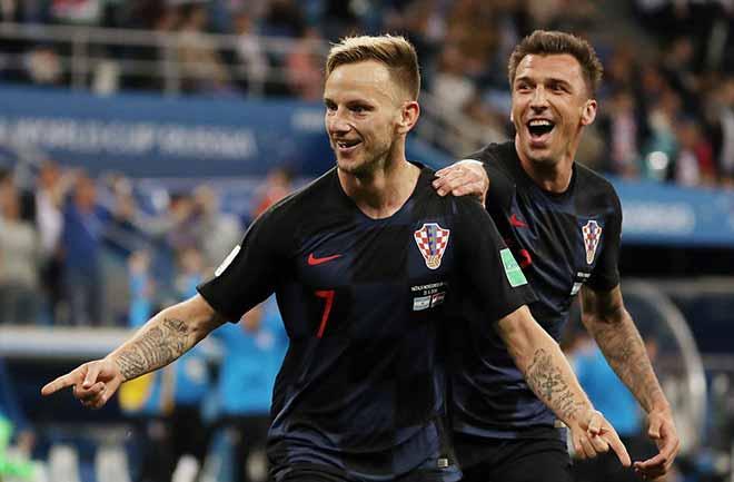 Croatia hủy diệt Á quân World Cup, Argentina - Messi phai mờ giấc mơ - 15