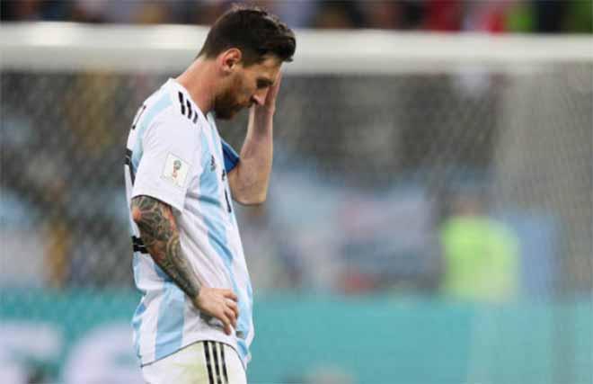 Croatia hủy diệt Á quân World Cup, Argentina - Messi phai mờ giấc mơ - 16