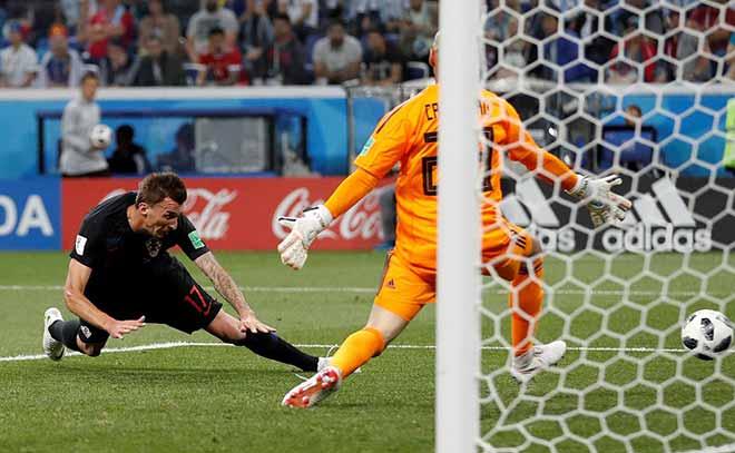 Croatia hủy diệt Á quân World Cup, Argentina - Messi phai mờ giấc mơ - 7