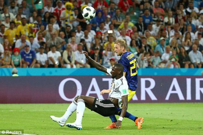 Đức - Thụy Điển: Sống dậy từ cõi chết, định đoạt phút bù giờ (World Cup 2018) - 1