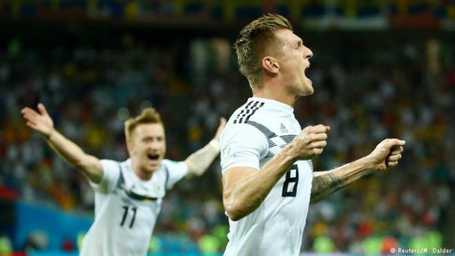 Đức - Thụy Điển: Sống dậy từ cõi chết, định đoạt phút bù giờ (World Cup 2018) - 2