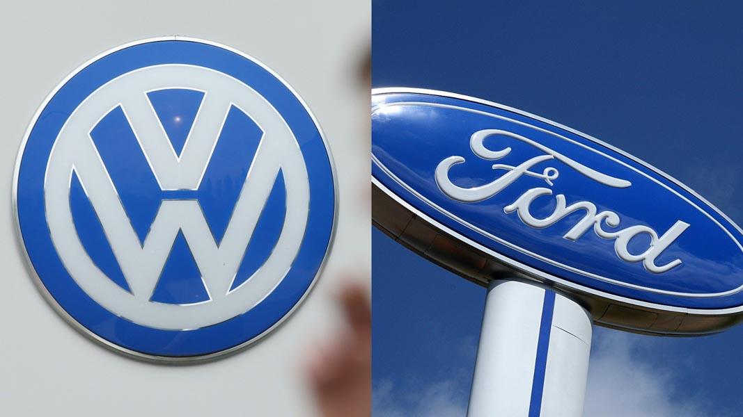Ford và Volkswagen có thể bắt tay nhau làm xe bán tải mới - 2