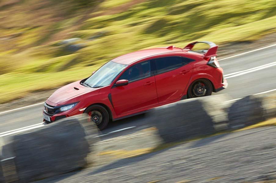 Honda Civic Type R gây ấn tượng với tốc độ tại trường đua Spa-Francorchamps - 2