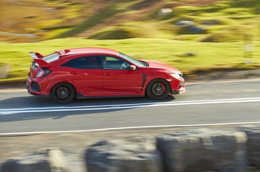 Honda Civic Type R gây ấn tượng với tốc độ tại trường đua Spa-Francorchamps - 9