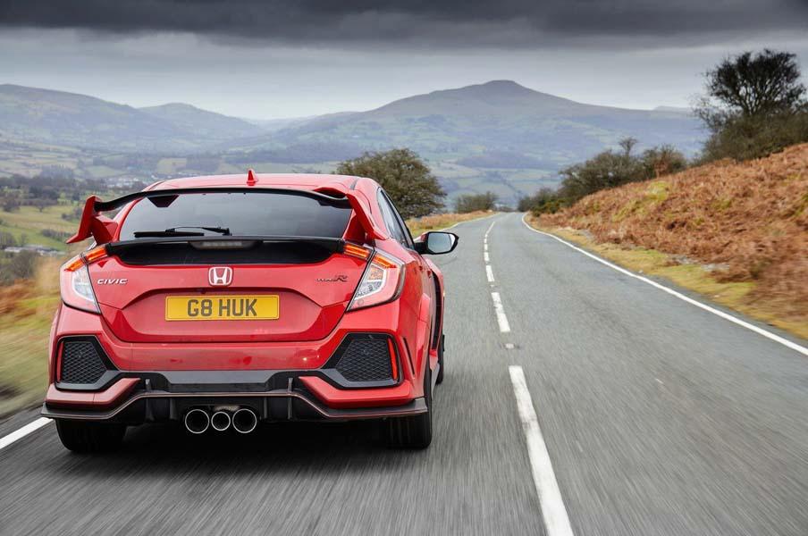 Honda Civic Type R gây ấn tượng với tốc độ tại trường đua Spa-Francorchamps - 8
