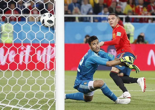 Tây Ban Nha - Morocco: Rượt đuổi kinh điển, vỡ òa phút 90 (World Cup 2018) - 2