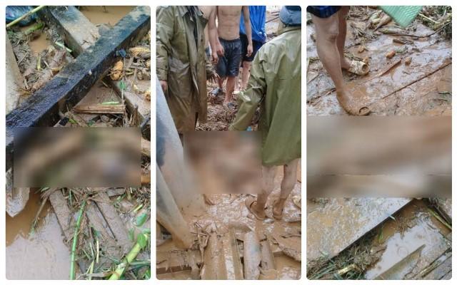 Lũ kinh hoàng ở miền Bắc khiến 25 người chết và mất tích: Nhấc từng tấm gỗ tìm người thân - 4