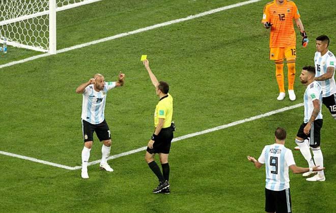 Argentina - Nigeria: Cứu tinh bất ngờ, vỡ òa bàn thắng phút 86 (World Cup 2018) - 2