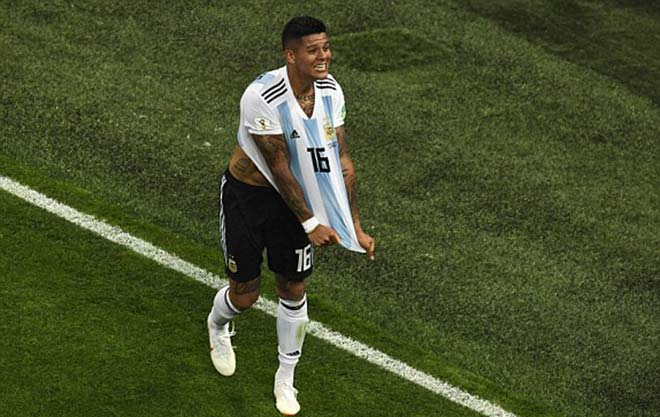 Argentina - Nigeria: Cứu tinh bất ngờ, vỡ òa bàn thắng phút 86 (World Cup 2018) - 3