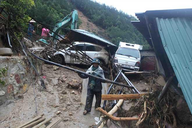 Mưa lũ ở Lai Châu: 31 người chết và mất tích, thiệt hại gần 500 tỷ đồng - 2