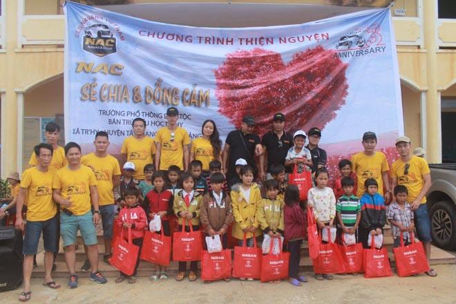 Câu lạc bộ Nissan Navara tổ chức sinh nhật lần thứ 3 đi kèm với các hoạt động thiện nguyện khác - 11