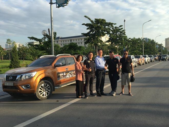 Câu lạc bộ Nissan Navara tổ chức sinh nhật lần thứ 3 đi kèm với các hoạt động thiện nguyện khác - 2
