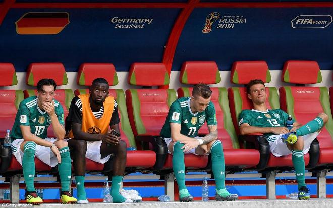 Chấn động World Cup: ĐT Đức và hội chứng sống mòn trên ngai vàng vô địch - 2