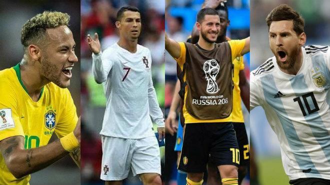 """16 anh hào vào vòng 1/8 World Cup: Dự đoán """"ông trùm"""" nào dễ ăn nhất? - 1"""
