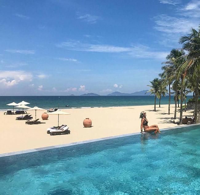 6 bể bơi vô cực tuyệt đẹp ở Việt Nam trải dài từ Bắc vào Nam - 11