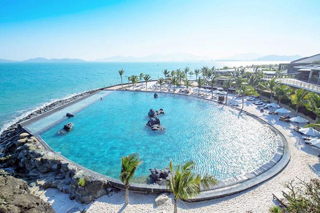 6 bể bơi vô cực tuyệt đẹp ở Việt Nam trải dài từ Bắc vào Nam - 16