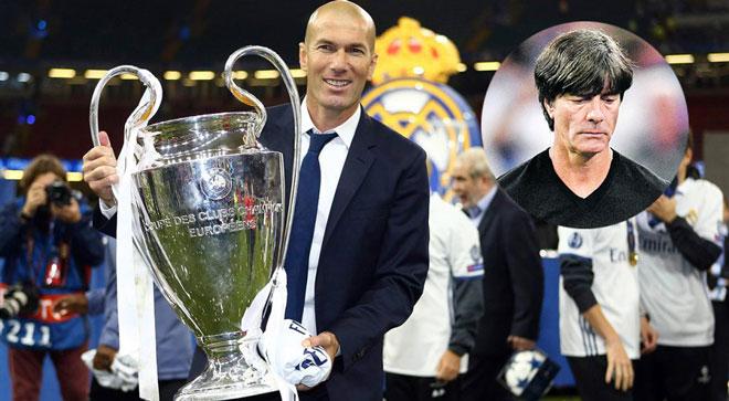 Lời nguyền World Cup: Ngoại hạng Anh, C1 chưa là gì, muốn giải phải tìm Zidane? - 3
