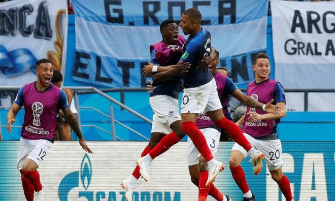 Pháp - Argentina: Rượt đuổi nghẹt thở, 7 bàn tưng bừng (World Cup 2018) - 1