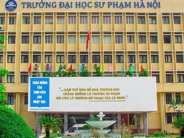 Lộ diện thủ khoa Đại học Sư phạm Hà Nội được nâng tới gần 15 điểm