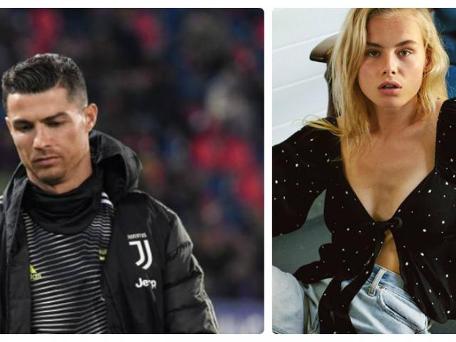 Juventus tan mộng cúp C1, Ronaldo bị mỹ nhân đối thủ xoáy thêm nỗi đau