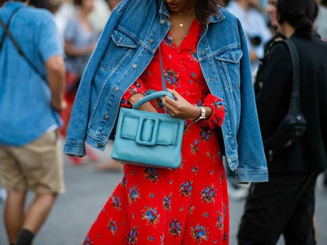 5 cách phối đồ tuyệt xinh cùng chiếc áo khoác denim