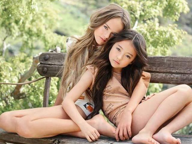 """3 người mẫu nhí được mệnh danh """"bé gái đẹp nhất thế giới"""""""