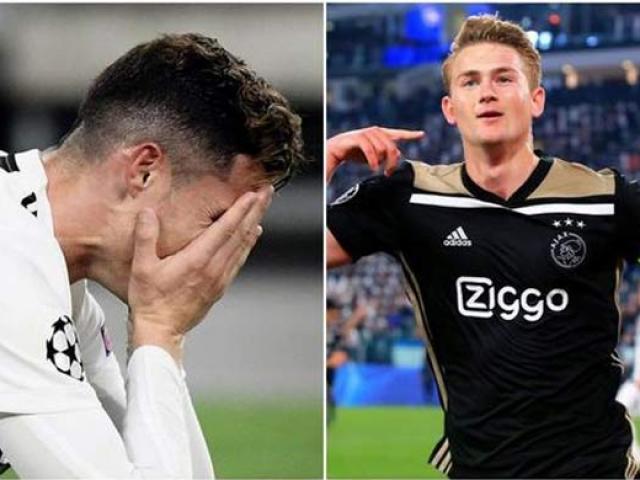 Ajax khuynh đảo cúp C1: Biệt đội tuổi teen vụt sáng 300 triệu euro