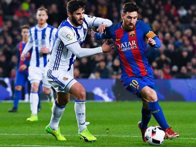 Barcelona - Real Sociedad: Messi bùng nổ, tiến gần ngôi vương
