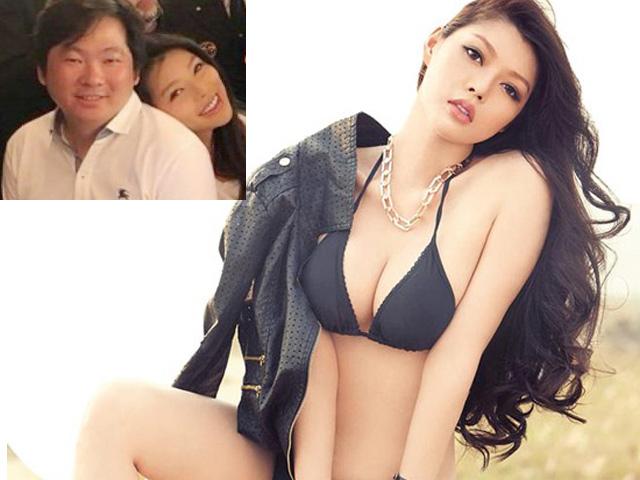 """2 cặp """"đũa lệch"""": Mẫu nữ xinh đẹp lấy tỷ phú Đài Loan, Macao xấu xí"""