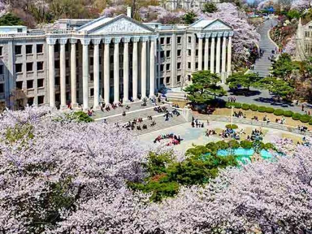 Những trường đại học nổi tiếng nhất châu Á khiến sinh viên phải trầm trồ ao ước