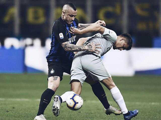 Inter Milan - AS Roma: Tuyệt tác siêu sao, đại chiến căng thẳng