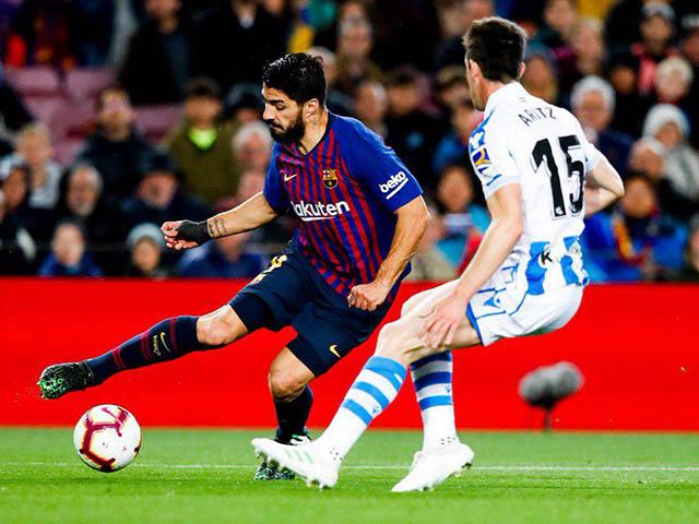 """Barcelona - Real Sociedad: Messi """"ẩn mình"""", người hùng bất ngờ"""