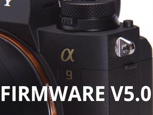 """Thêm hàng loạt """"vũ khí"""" mới cho máy ảnh Sony α9 bằng cách... cập nhật firmware"""