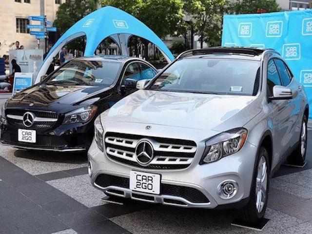 Mỹ: Hacker cuỗm hơn 100 xe Mercedes thông qua ứng dụng thuê xe Car2go