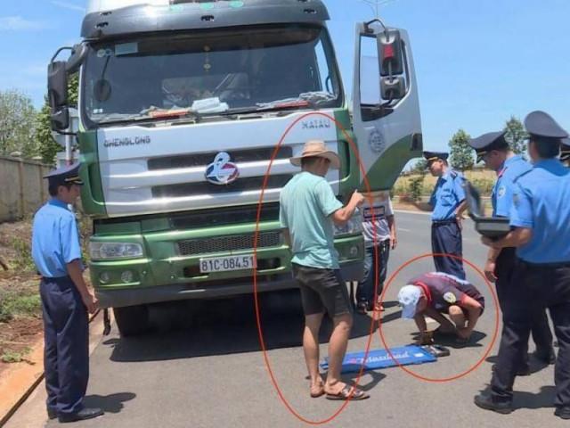 """Chánh TTGT Đắk Lắk nói gì vụ nhóm người """"vây"""" lực lượng xử lý vi phạm?"""
