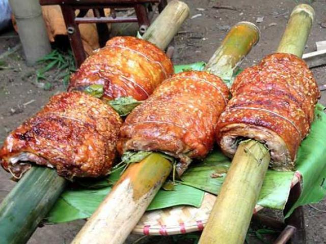 """6 món đặc sản từ lợn cắp nách chuẩn vị núi rừng, ai ăn cũng """"nghiện"""""""