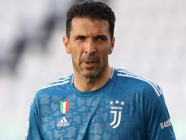 Tin mới nhất bóng đá sáng 12/5: Buffon rời Juventus cuối mùa giải