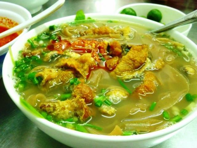 Canh cá Quỳnh Côi: Món đặc sản không nên bỏ lỡ khi đến Thái Bình