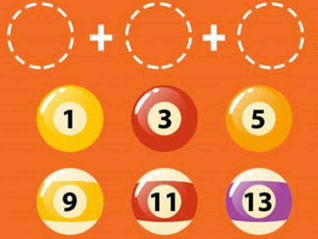 Trò chơi xếp bóng khiến bao người vò đầu bứt tai tìm lời giải