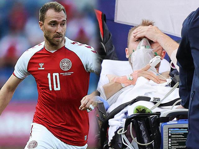 Eriksen bất tỉnh chấn động EURO: Nguy cơ bị cấm thi đấu và phải giải nghệ
