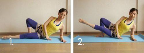 5 bài tập của phụ nữ Nhật Bản để có đôi chân săn chắc - 2