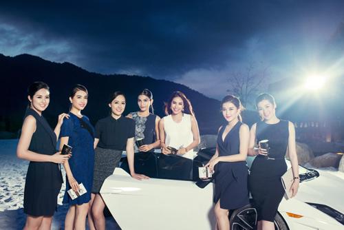 """Sốc vì chi phí """"khủng"""" của bộ ảnh chụp 7 Hoa hậu, Á hậu - 9"""