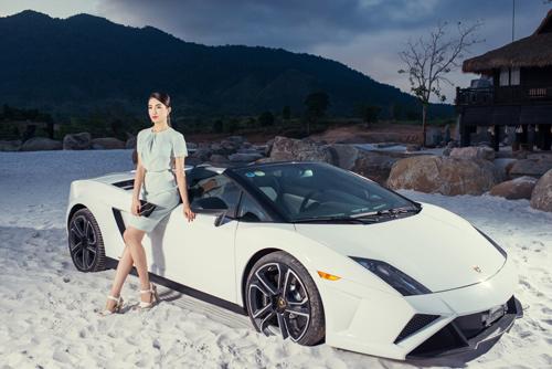 """Sốc vì chi phí """"khủng"""" của bộ ảnh chụp 7 Hoa hậu, Á hậu - 13"""