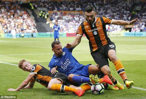 Hull - Leicester: Bàng hoàng ngày ra trận - 1