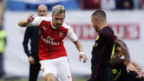 Arsenal - Liverpool: Trận chiến lớn đầu tiên - 1