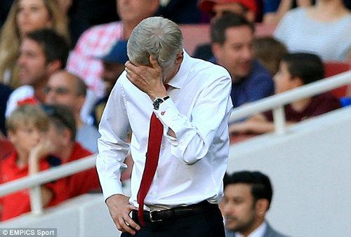 Arsenal bại trận: Còn bao nhiêu thời gian cho Wenger - 2
