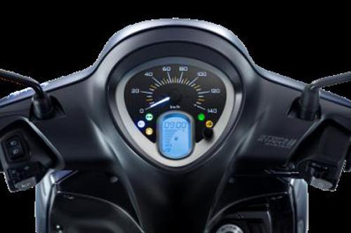 Yamaha Janus 2016 có gì mới về thiết kế & tiện ích? - 2
