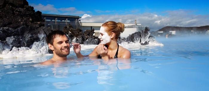 Tắm tiên ở suối nước nóng độc nhất vô nhị trên thế giới - 5